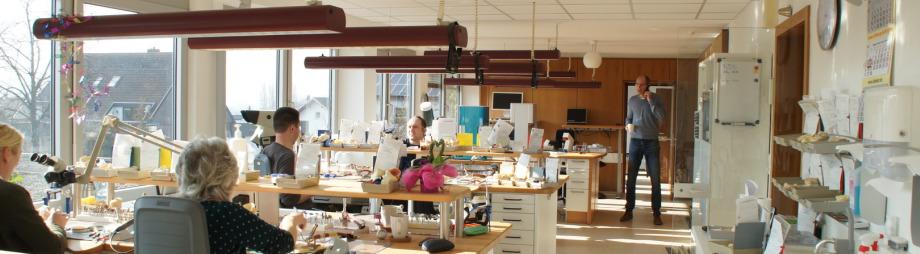 Zahntechnik im Dentallabor Presuhn für die Region Hildesheim
